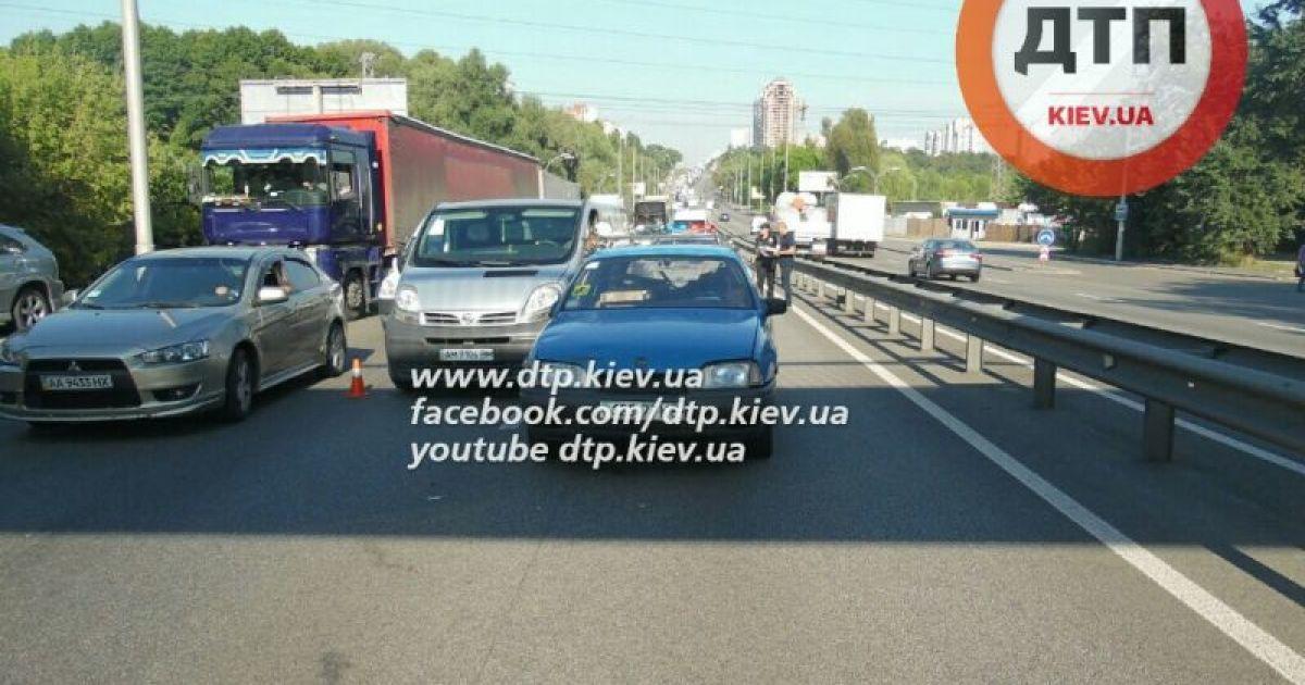 Пострадавший попал в реанимацию @ dtp.kiev.ua
