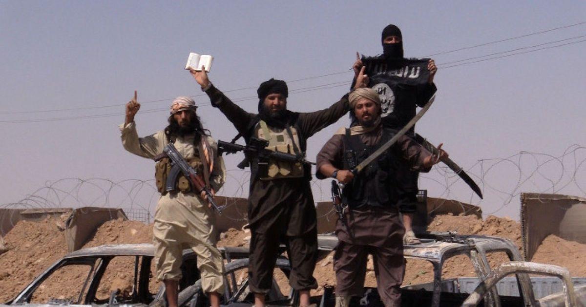 Исламисты устроили бойню в Ираке