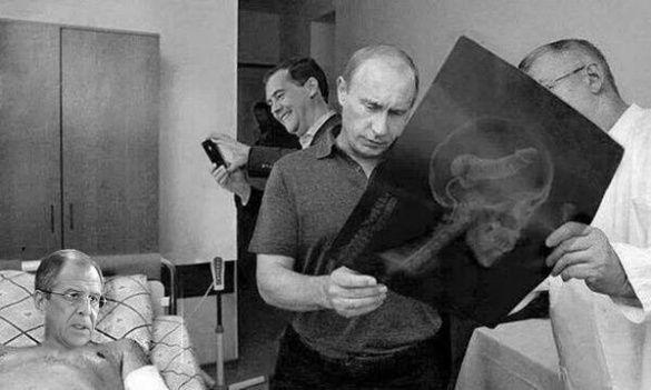 Глум Лавров