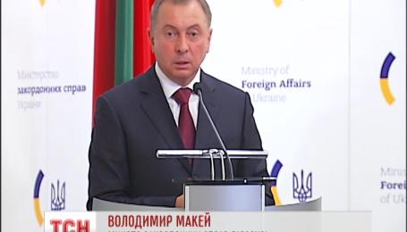 Беларусь не признавала и не признает никаких самопровозглашенных республик на Донбассе