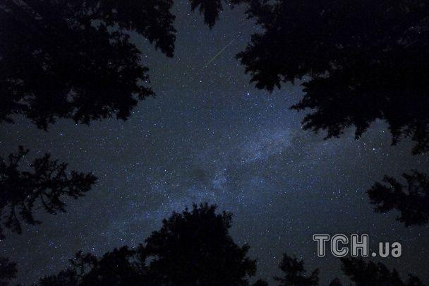 Reuters показав видовищні фото метеорного дощу Персеїди