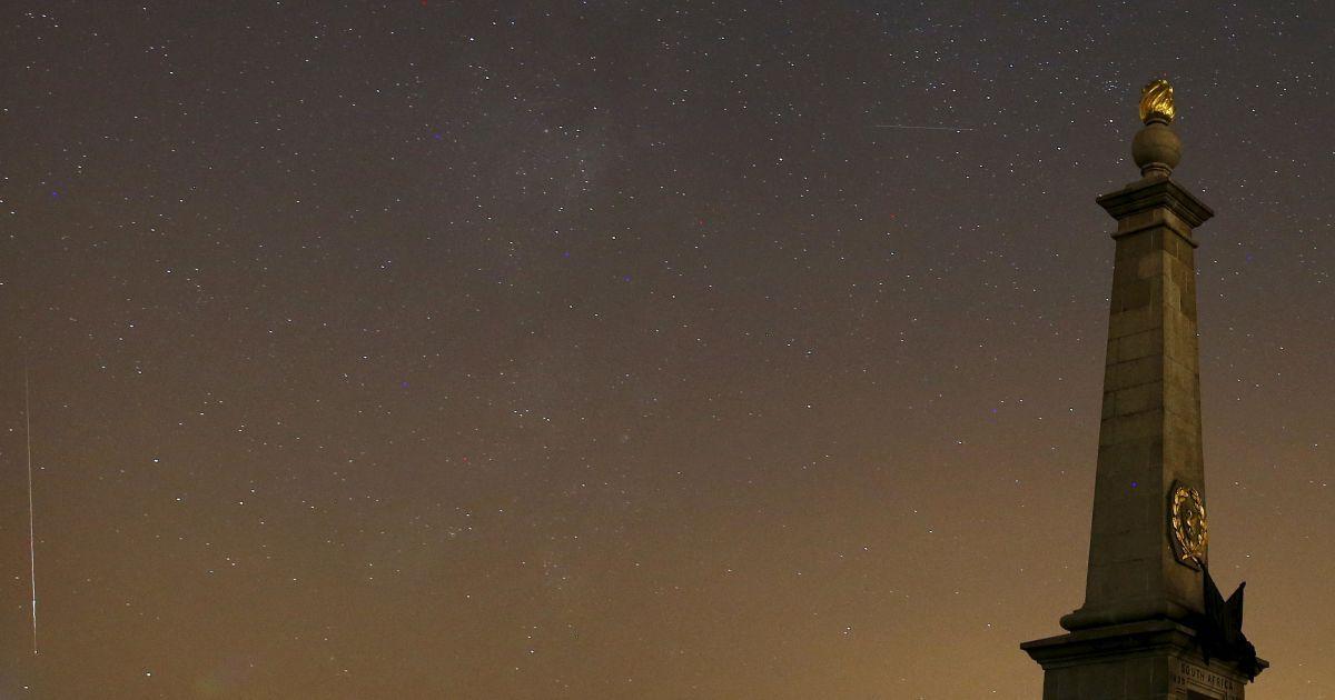 За піком зорепаду земляни спостерігали минулої ночі