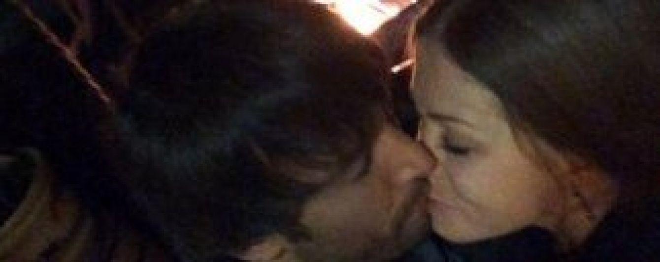 У Мережі з'явилися романтичні фото Шовковського з коханкою