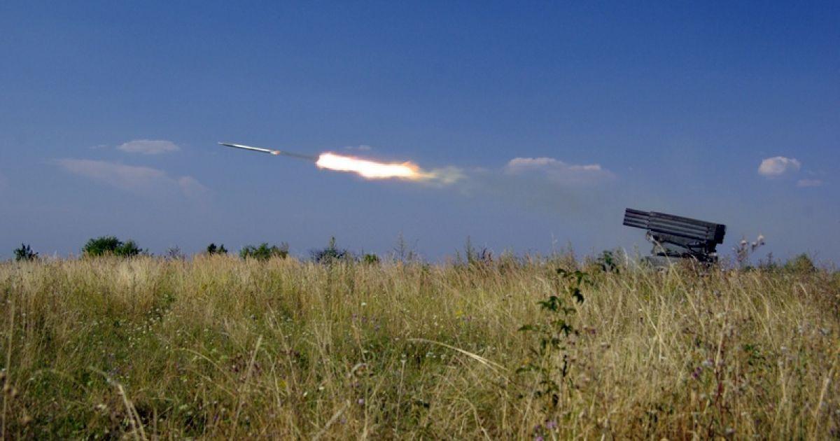 За сутки погиб один украинский военный, четверо ранены. Карта АТО