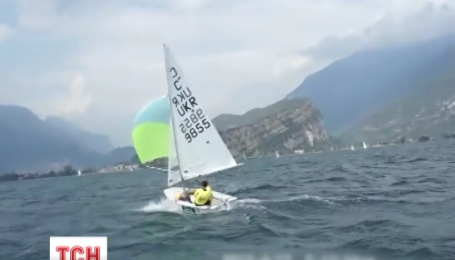 3 место на чемпионате мира в классе яхт «Кадет» завоевали днепропетровские спортсмены