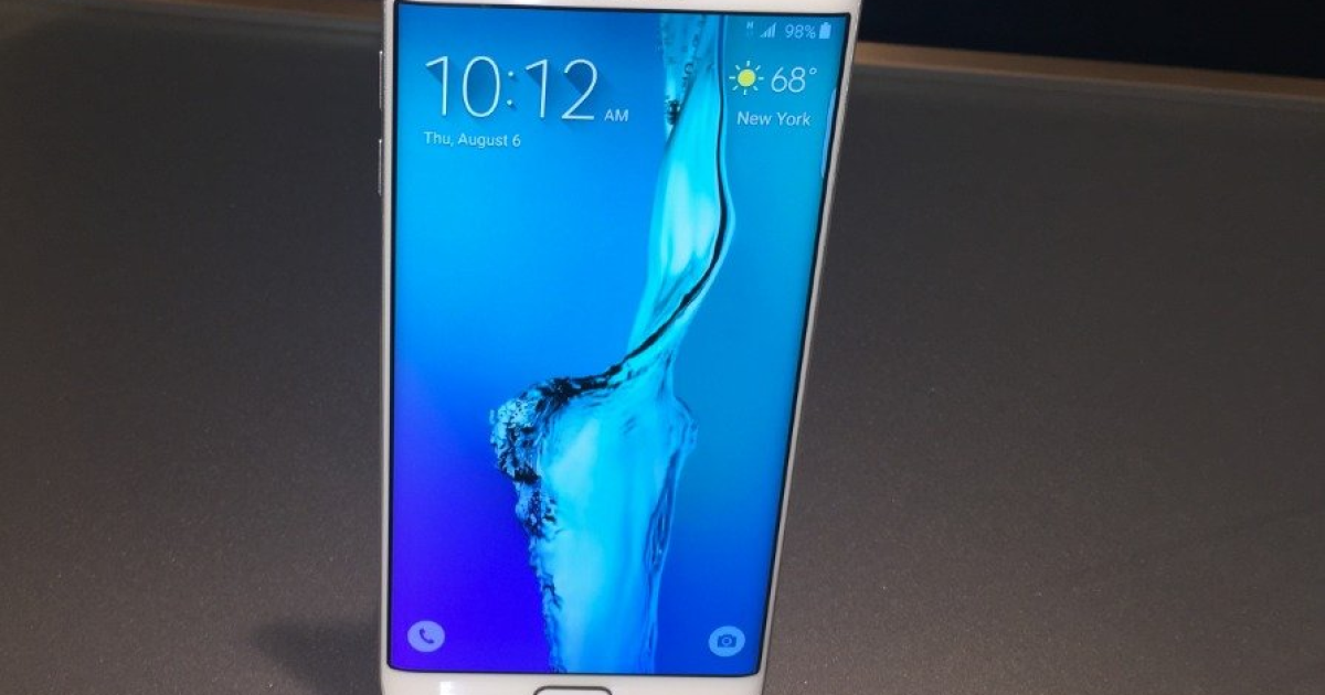 Samsung Galaxy S6 Edge+ @ Business Insider