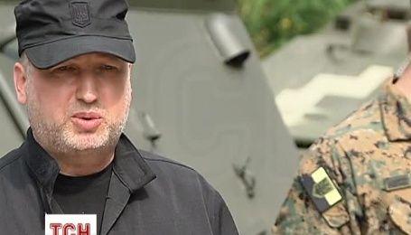 Турчинов рассказал о секретном указе Порошенко
