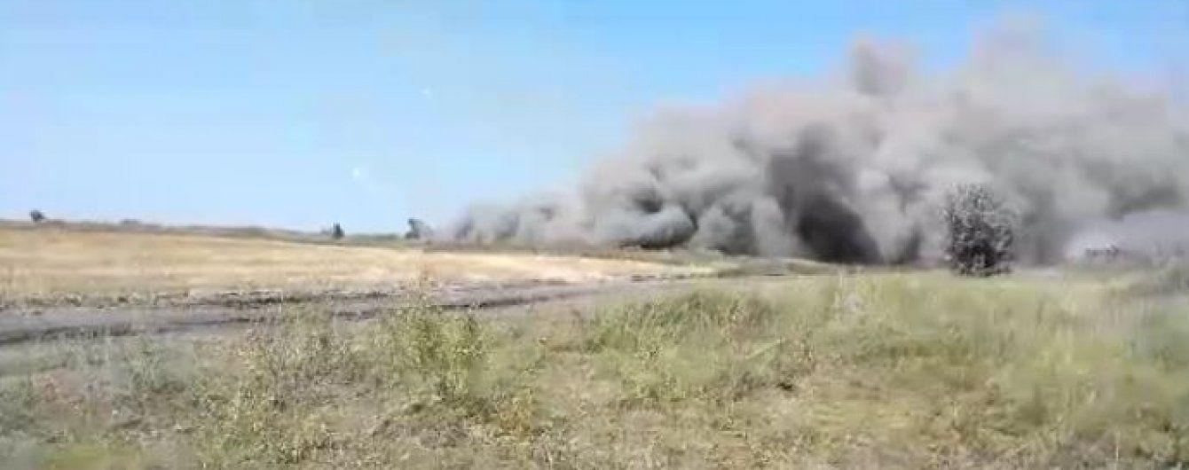 Військові розповіли про потужну ранкову атаку ворога під Троїцьким