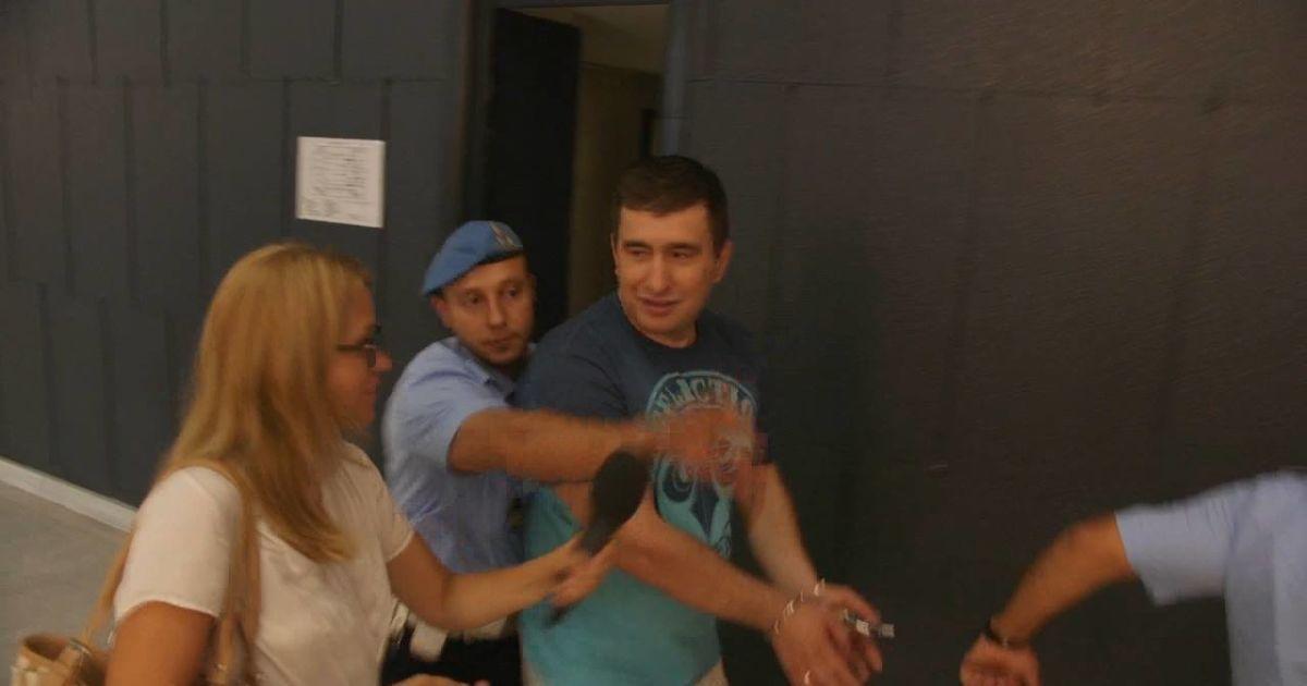 Экс-нардепа Маркова вернули в итальянскую тюрьму
