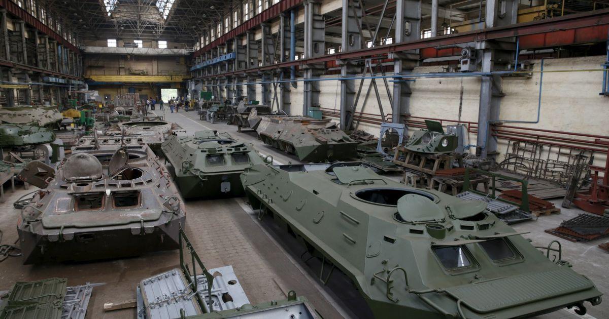 В Харькове разворовали 10 миллионов, выделенных на ремонт техники для АТО
