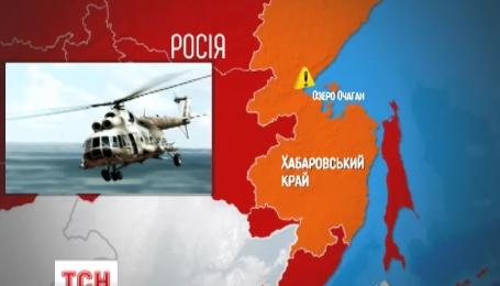 У Росії за добу розбилося два гвинтокрили