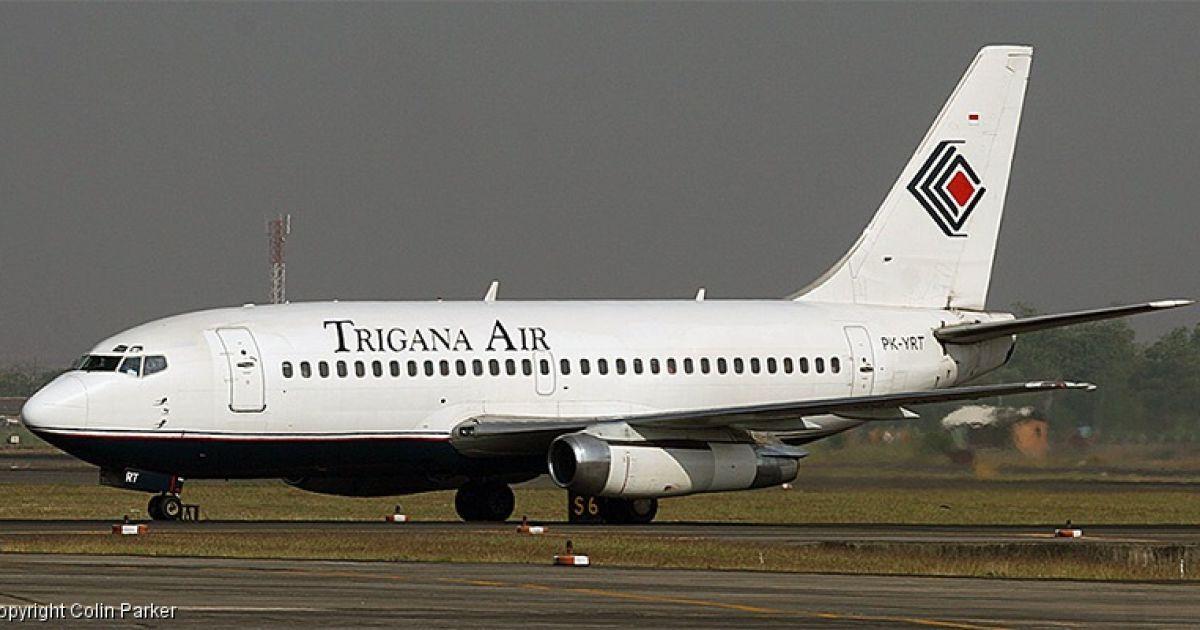 В небе над Папуа-Новой Гвинеей пропал пассажирский самолет