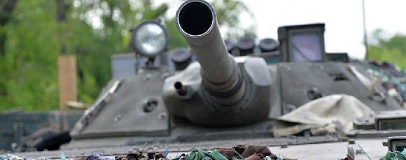 Бойовики випустили по Водяному загадковий потужний снаряд