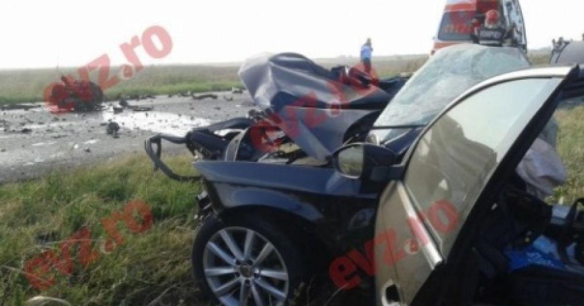 У МЗС підтвердили, що в моторошному ДТП у Румунії загинула українка