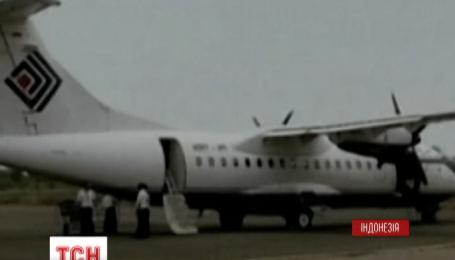 Над Тихим океаном зник індонезійський літак