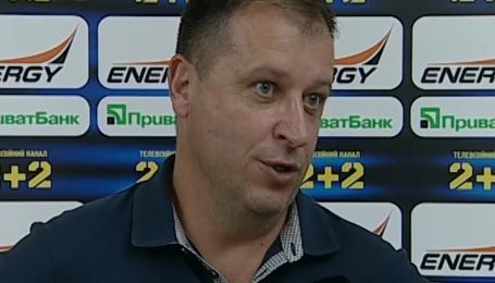 Тренер Зорі розкритикував Чорноморець за тренувальне поле: там коровам пастися важко