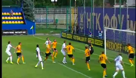 Олимпик - Александрия - 1:0. Видео матча