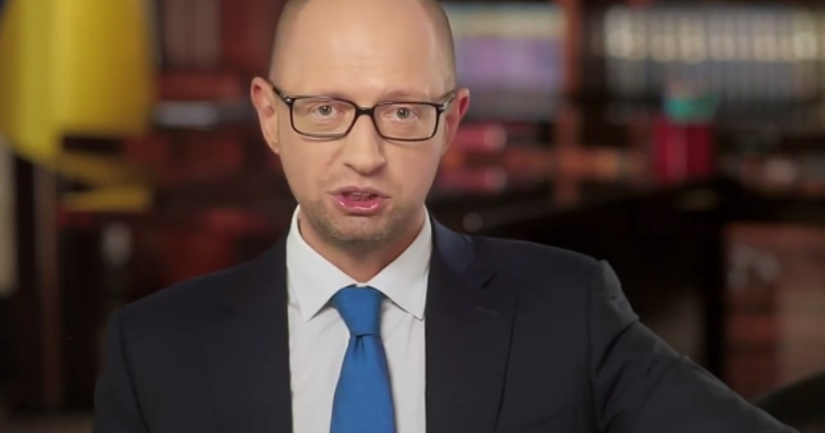 """Яценюк призвал немедленно уволить половину """"верхушки"""" фискальной службы"""