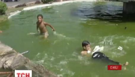 Майже сотня людей померла в Єгипті за останній тиждень від аномальної спеки