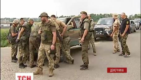 Батальйон «Донбас» повертається до бойових завдань в зоні АТО