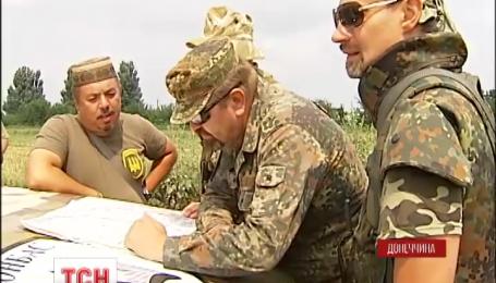 К боевым заданиям в зоне АТО возвращается батальон «Донбасс»