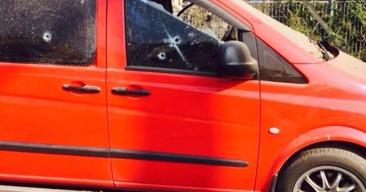 Жертвами обстрелов стали два человека