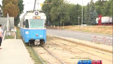 Трамваи с кондиционерами и Wi-Fi курсируют по Виннице