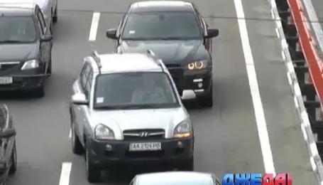 Какие автомобильные пошлины уберут в Украине