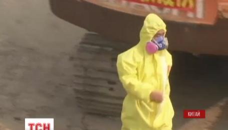 Химические взрывы в Китае могут обернуться экологической катастрофой