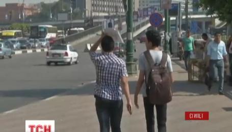 Аномальная жара в Египте забирает человеческие жизни