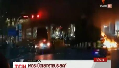Взрыв в центре Бангкока расценивают как нападение на иностранцев