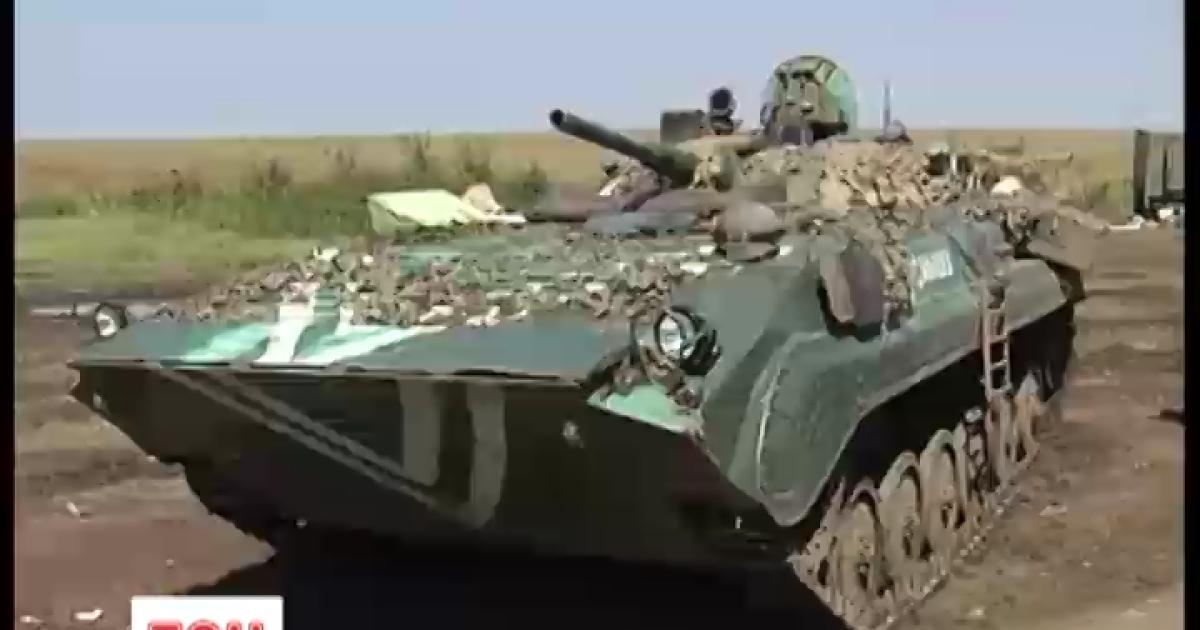 Бойцы АТО из-под Донецка рассказали о новой тактике боевиков