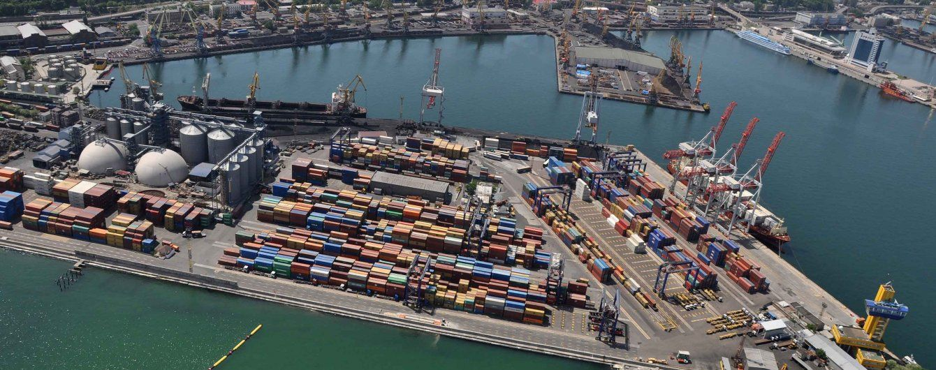 В Одесской области декоммунизируют крупнейший в Украине порт
