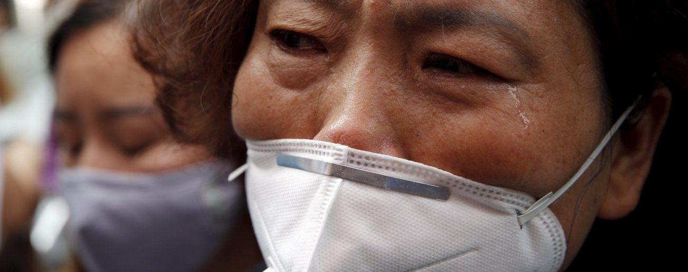 У Таїланді майже два десятки дівчаток загинуло у пожежі в шкільному гуртожитку