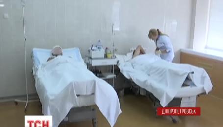 16 бойцов из зоны АТО доставили в днепропетровские больницы за прошедшие сутки
