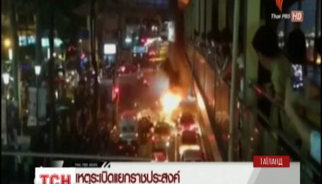 Полиция Таиланда начала охоту на организаторов взрыва в столице