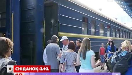 «Укрзалізниця» запустила додатковий потяг із Харкова до Одеси