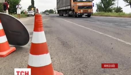 Пересувний комплекс вагового контролю почав працювати на в'їзді у Миколаїв