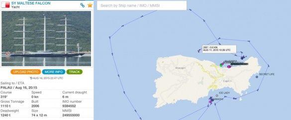 Докази щодо яхти Пєскова _2