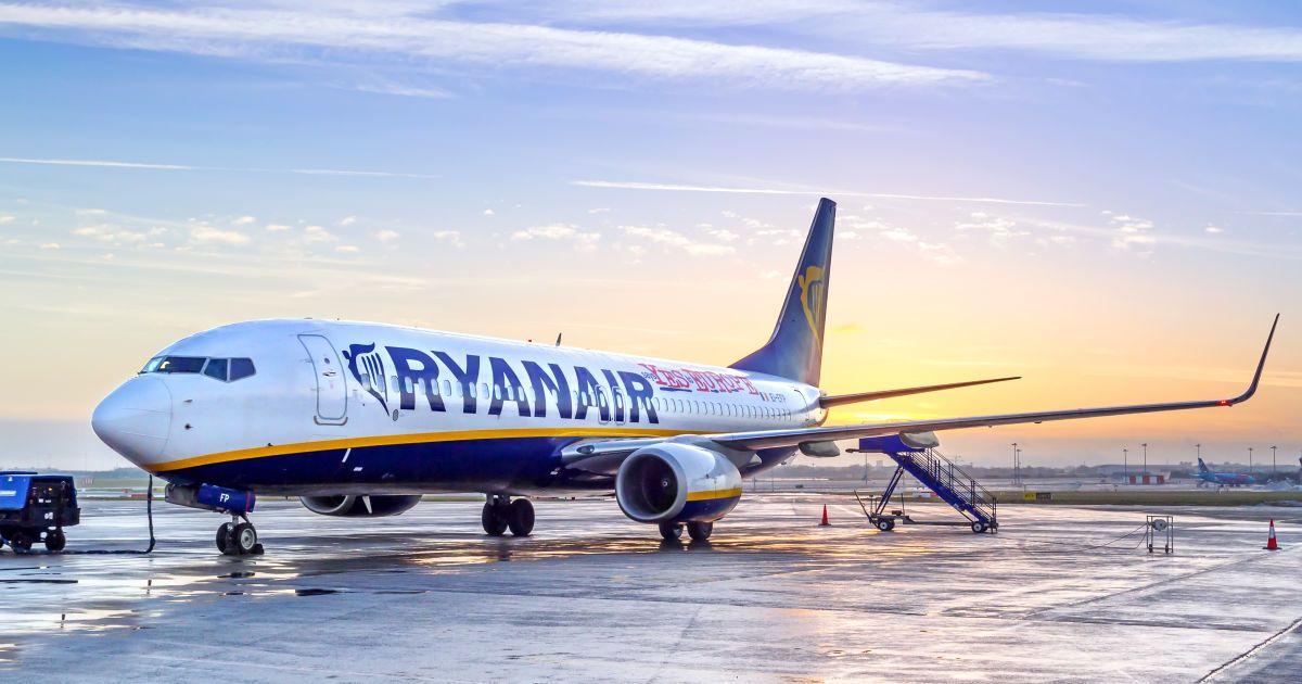 В популярном лоукосте Ryanair рассказали, когда начнут работать в Украине