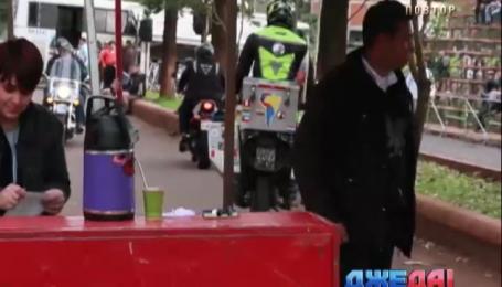 В Парагвай съехались тысячи байкеров