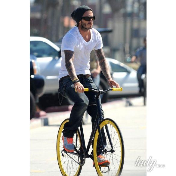 Звезды на велосипедах_2