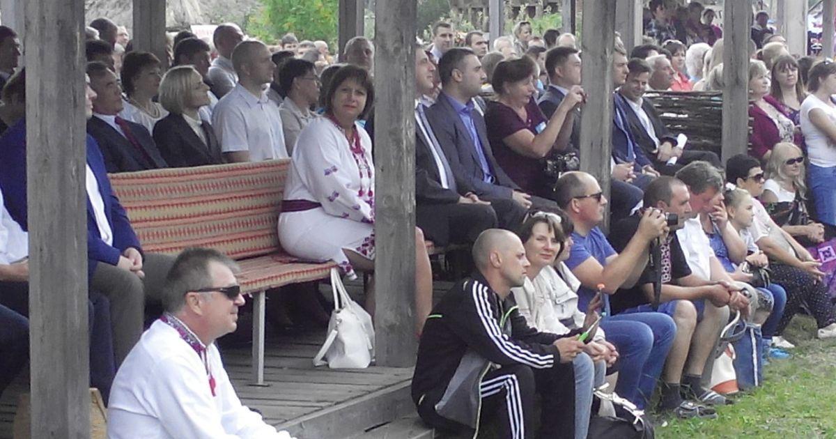 """Під час відкриття Сорочинського ярмарку @ ІА """"Полтава"""""""