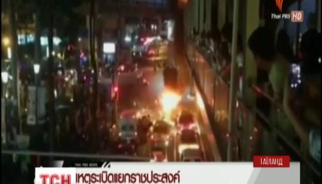 У Бангкоку в метро підірвали саморобну бомбу