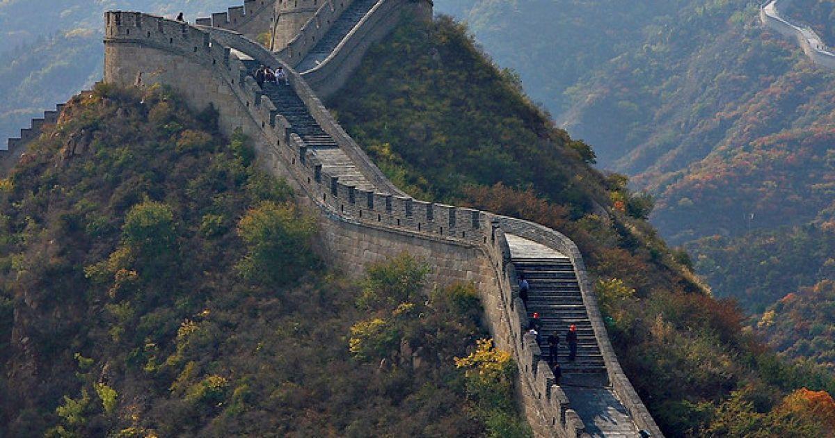 Великая Китайская стена, Китай @ flickr.com