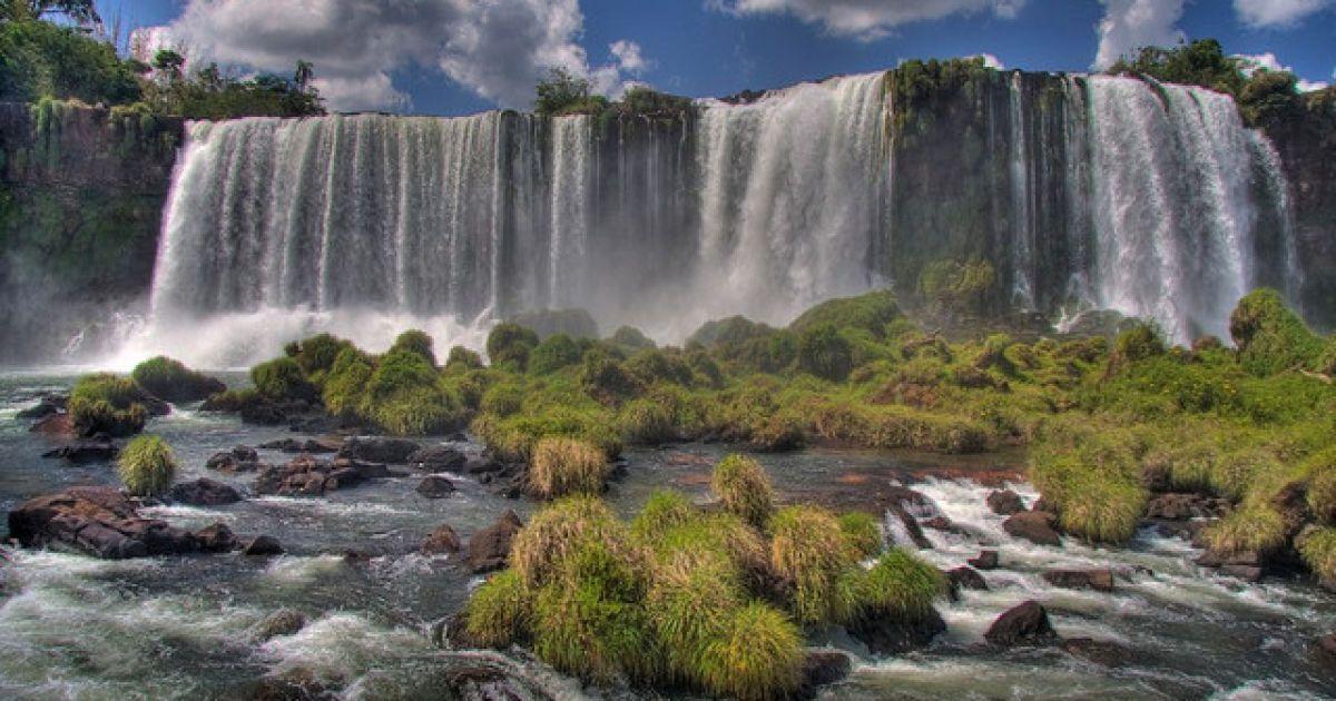 Водопад Игуасу, Бразилия-Аргентина @ flickr.com