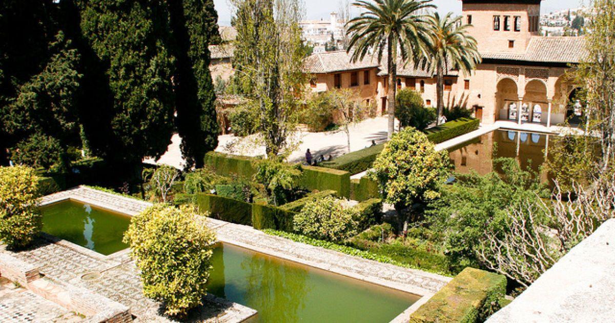 Альгамбра, Испания @ flickr.com