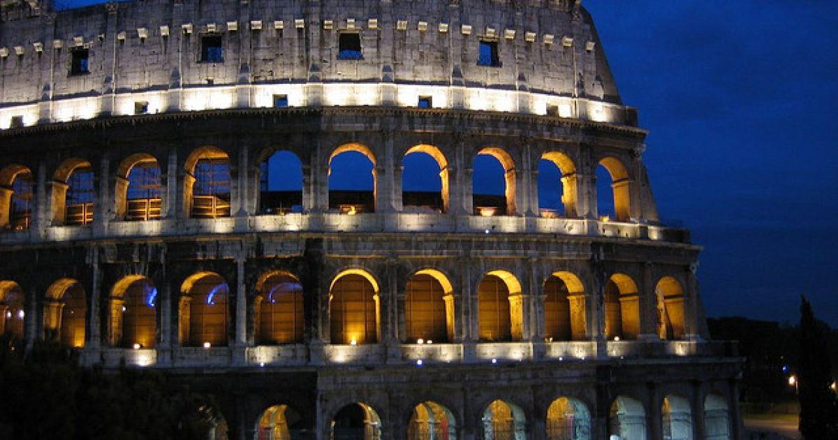 Колизей, Италия @ flickr.com