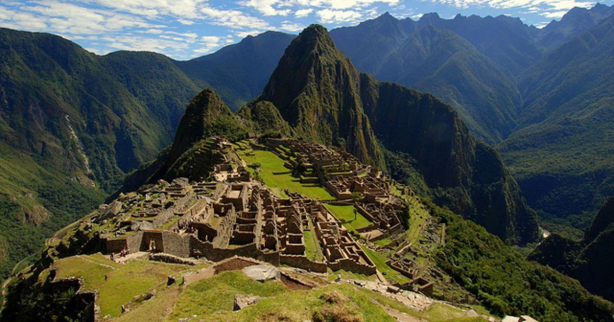 Мачу-Пикчу, Перу @ flickr.com