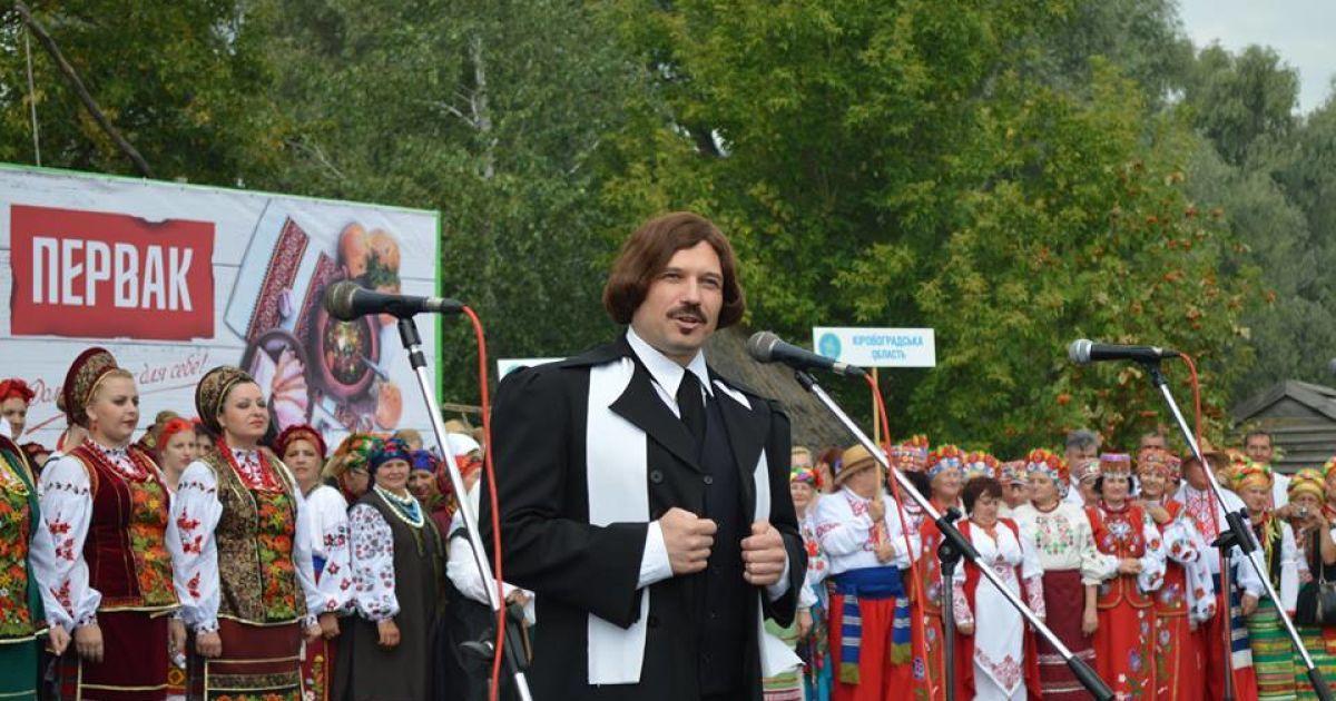 """Офіційний """"Гоголь"""" ярмарку @ Фото Віталія Скобельського"""